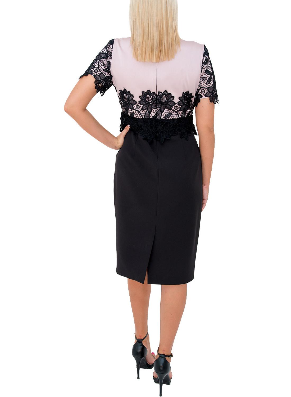 Σικάτο μαύρο φόρεμα 5c212609dc5