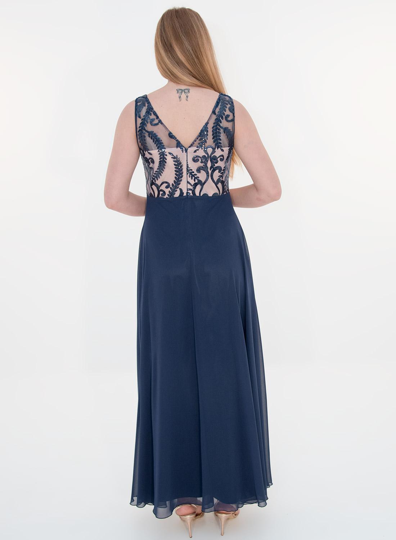 Βραδινό εντυπωσιακό φόρεμα
