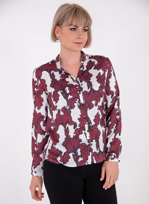 Εμπριμέ εντυπωσιακό πουκάμισο