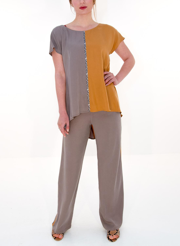 Εντυπωσιακή καλοκαιρινή παντελόνα