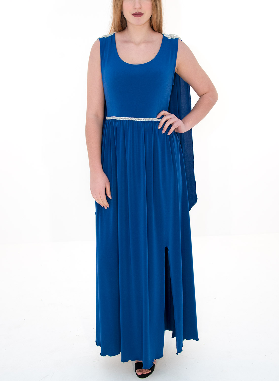 Εντυπωσιακό αμπιγιέ ρουά φόρεμα