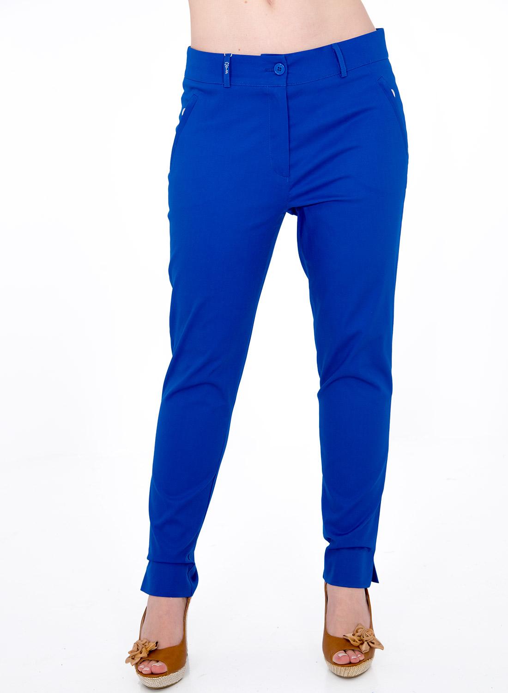 Ρουά ίσιο βαμβακερό παντελόνι