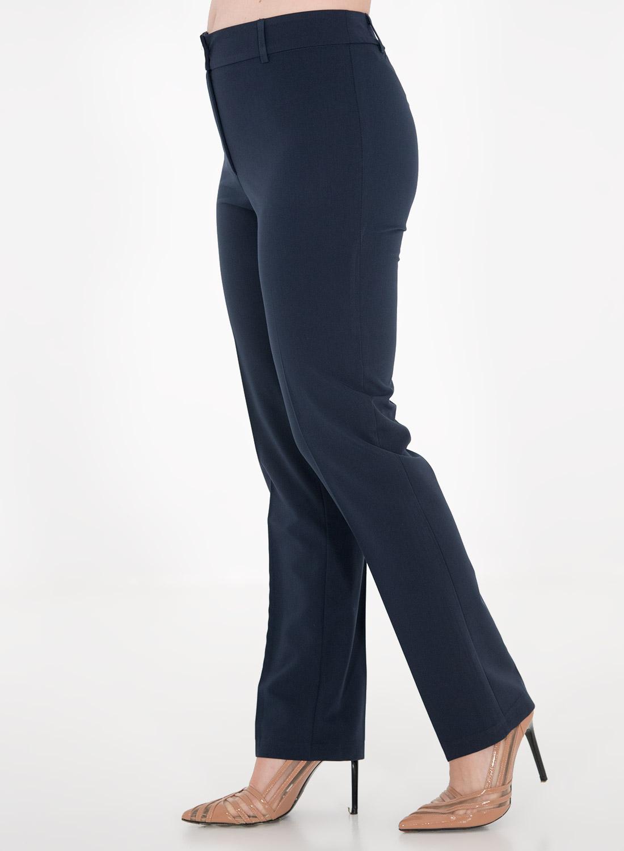 Ίσιο μπλε παντελόνι