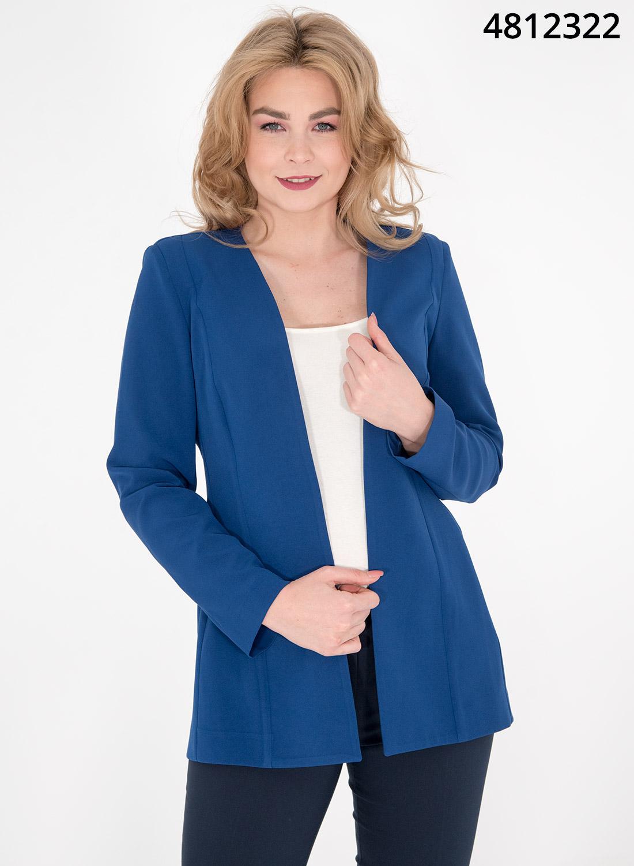 Εντυπωσιακό μπλε σακάκι