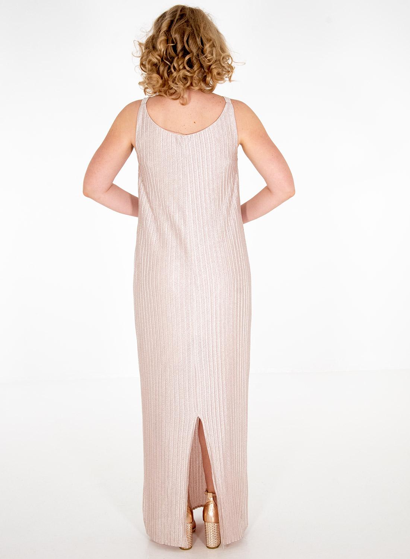 Εντυπωσιακό μάξι φόρεμα