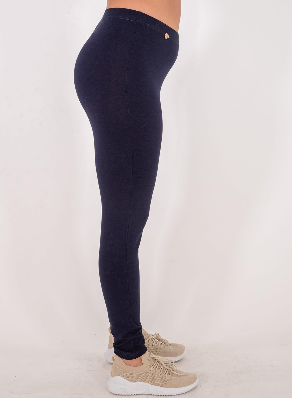 Μπλε ψηλόμεσο κολάν