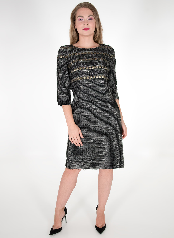 Cocktail ίσιο φόρεμα