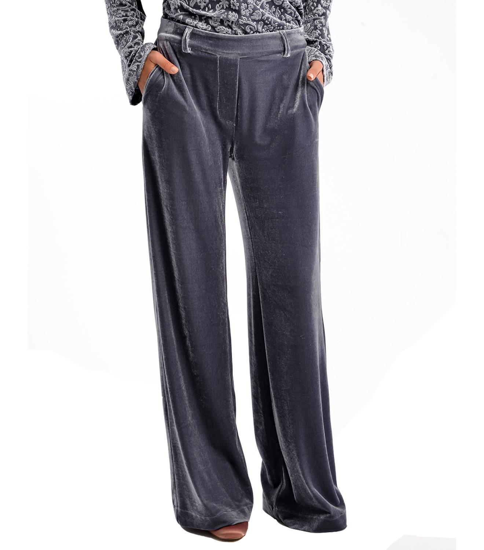 Βελουτέ ανάγλυφo παντελόνι
