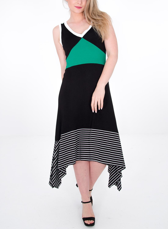 Ευκολοφόρετο καλοκαιρινό φόρεμα