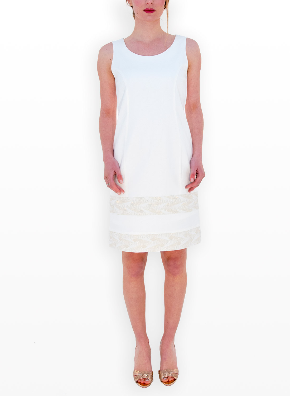 248e085881c4 Αμάνικο εντυπωσιακό φόρεμα