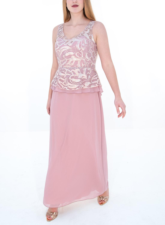 e0bac34380a8 Φόρεμα με μπούστο δαντέλας