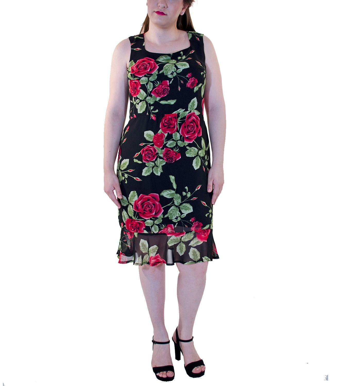 6217ec1ae0e3 Θηλυκό φόρεμα με λουλούδια