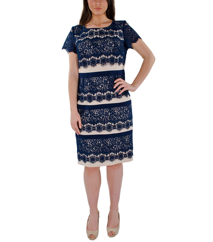 1c3f2540ecf0 Σικάτο φόρεμα με δαντέλα