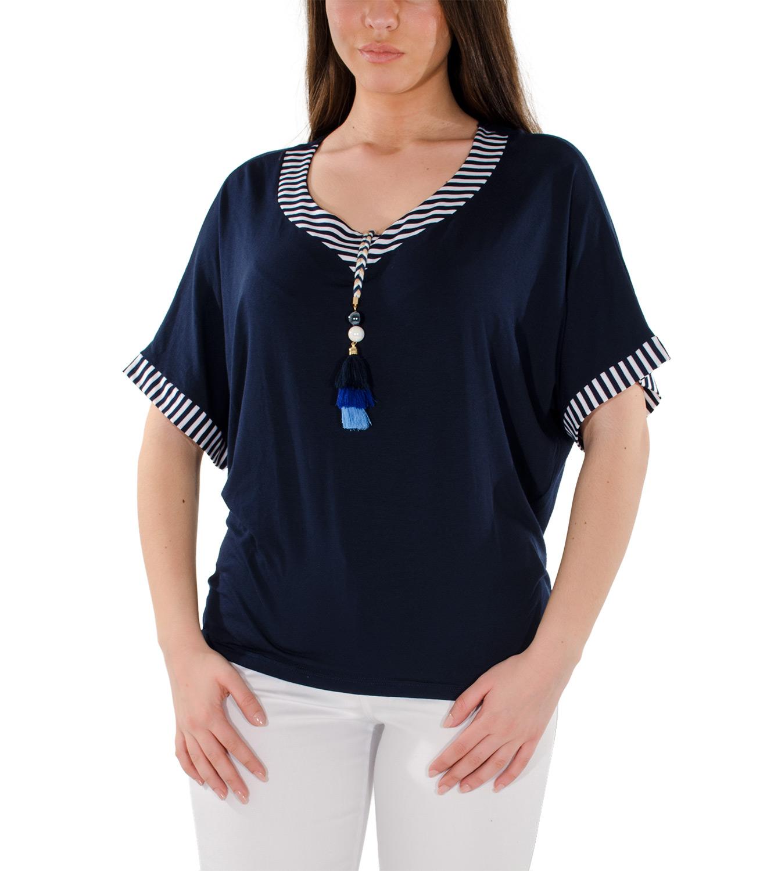 Navy μπλε μπλούζα