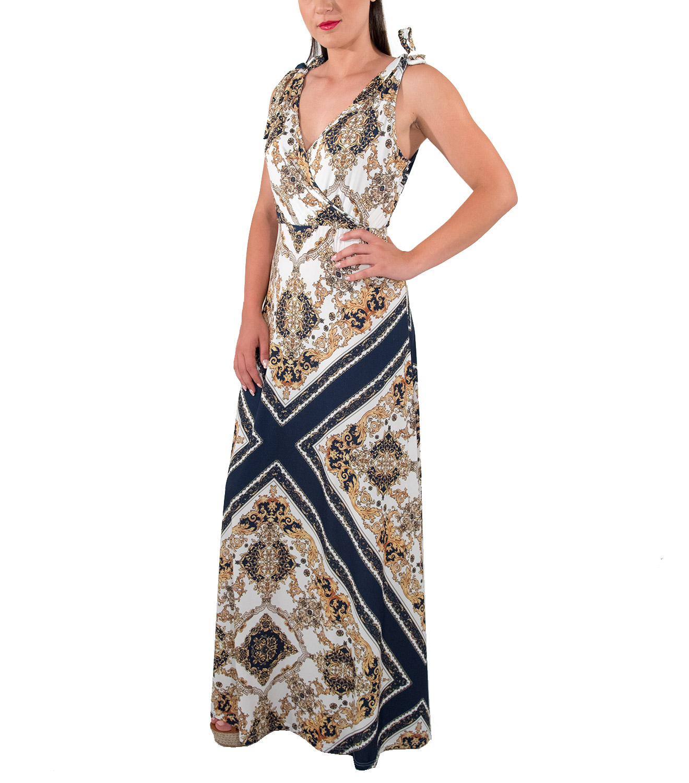 640ce7b2ffdb Θηλυκό φόρεμα με μοτίβα