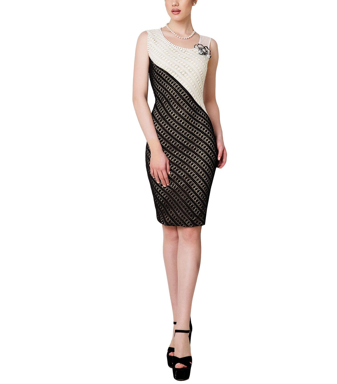 Διαχρονικό ασπρόμαυρο φόρεμα